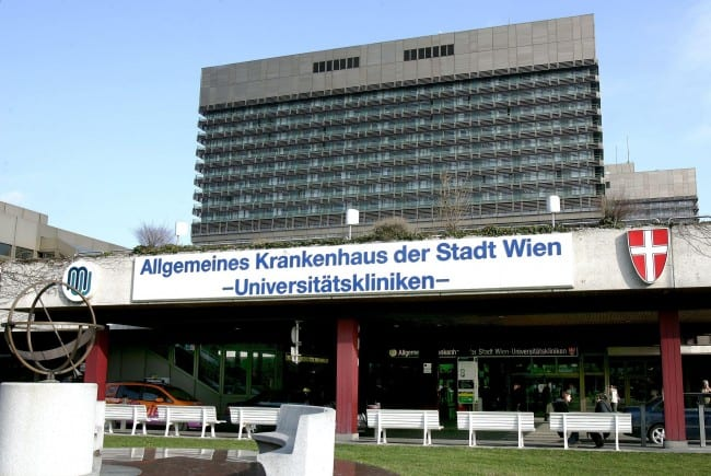 University Hospital Vienna