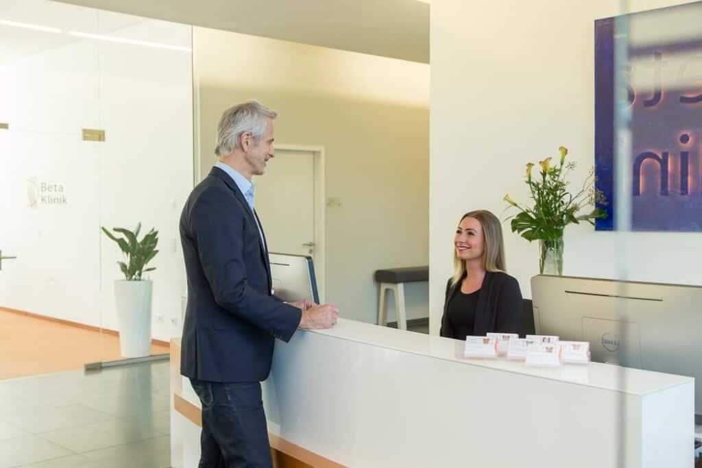 Beta Clinic Bonn