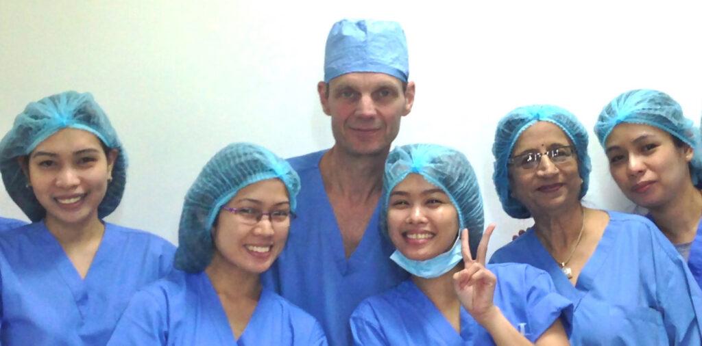Dr. Jenkinson Clinic at Harley Street