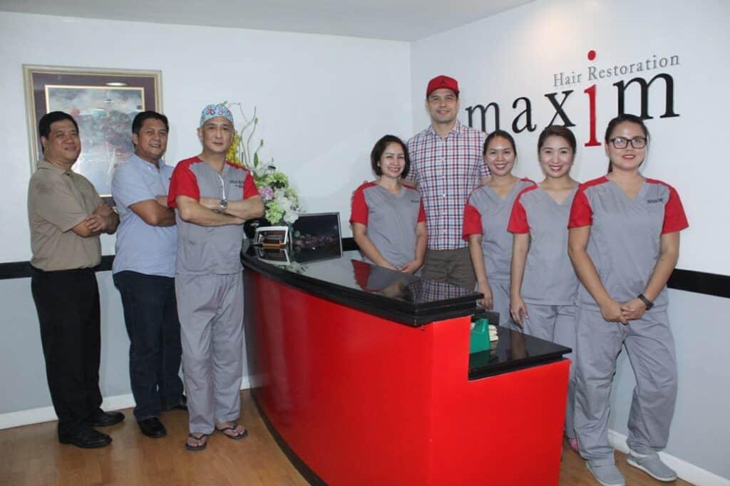 Maxim Hair Restoration Manila