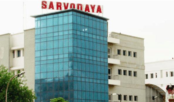 Sarvodaya Hospital and Research Center