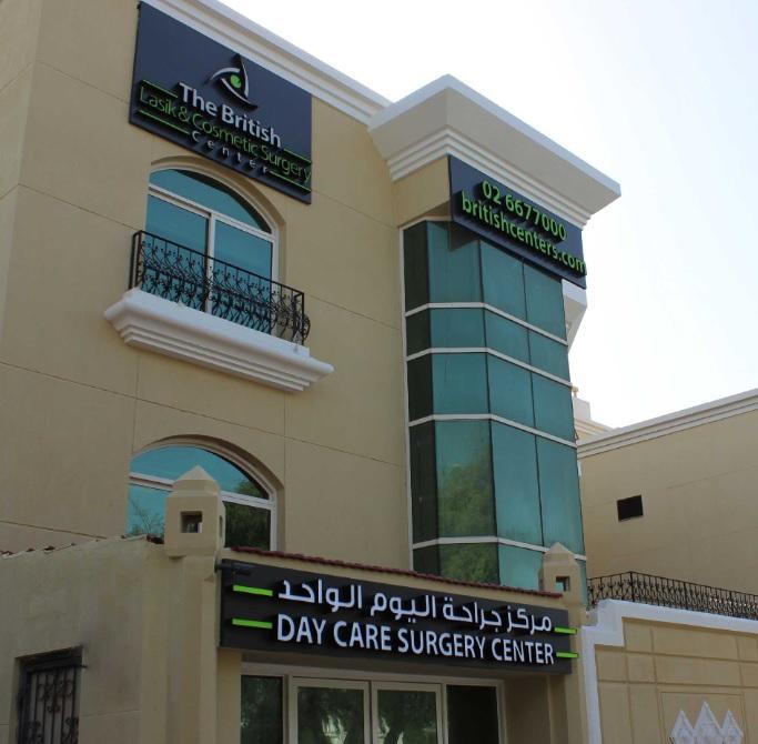 British Lasik & Cosmetic Surgery Center