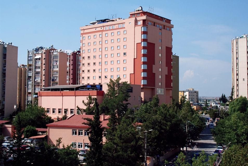Baskent University Adana App. and Research. Central Yuregir Hospital