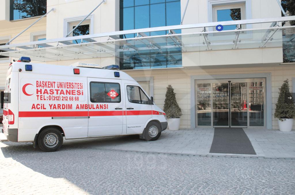 Baskent University Hospital Ankara