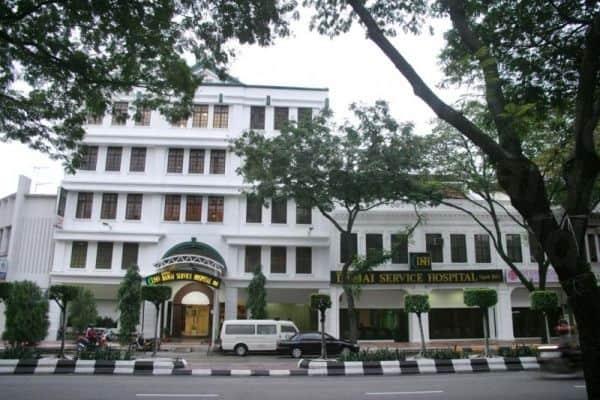 Concept Fertility Centre of Damai Service Hospital (HQ)