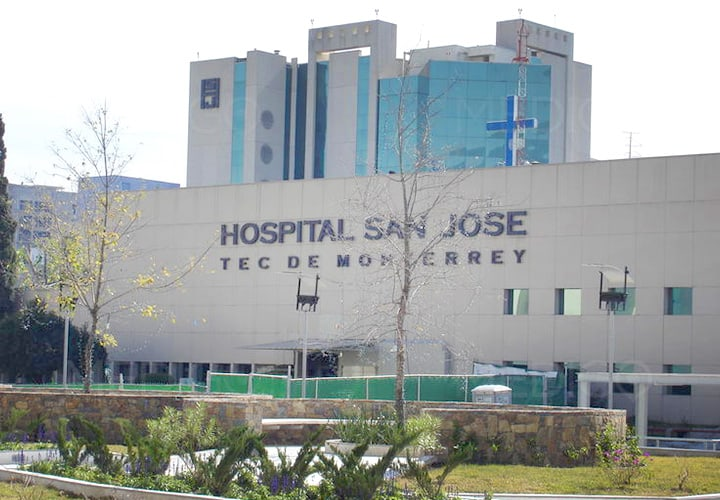 Hospital San José Tecnológico de Monterrey