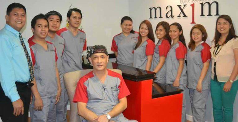 Maxim Hair Restoration Chicago