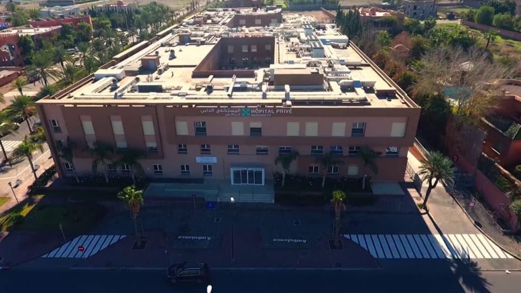 Hopital Privé Marrakech